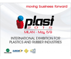 RESINEX ITALY exhibits at the MILAN PLAST 2015, May 5-9